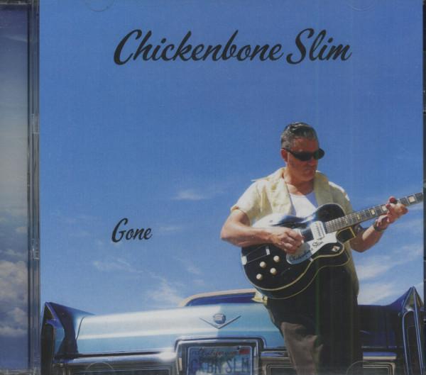 Gone (CD)