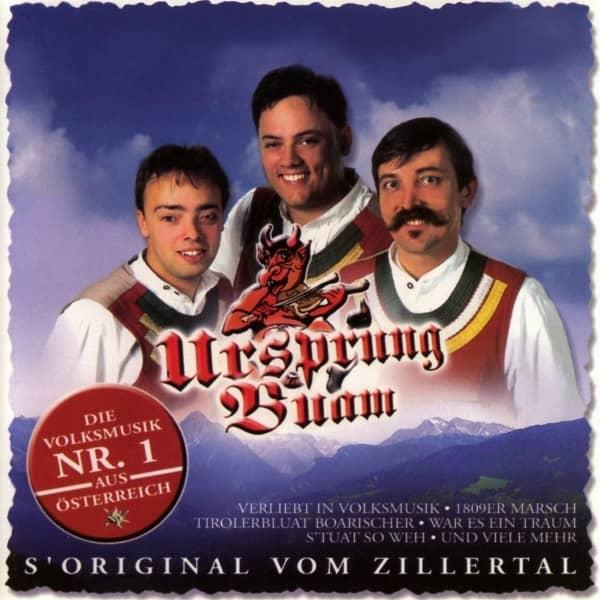 S' Original vom Zillertal (CD)