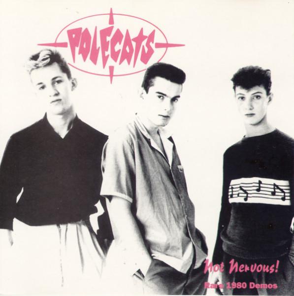 Not Nervous! Rare 1980 Demos (LP)