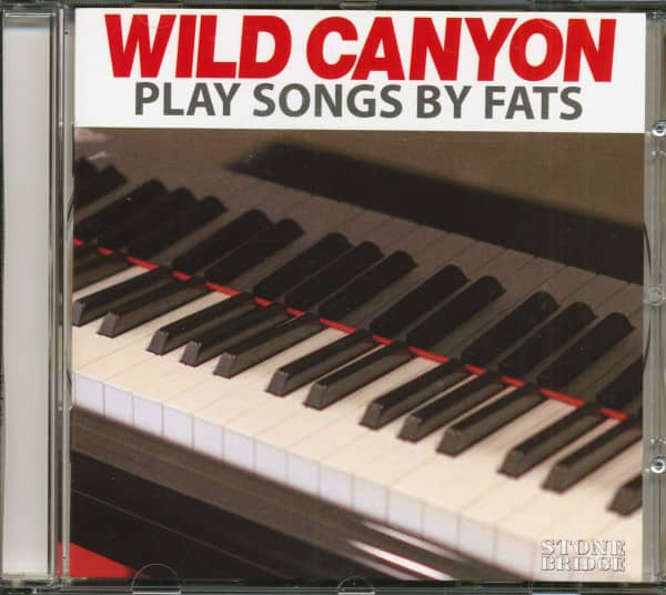 Play Songs By Fats (CD)