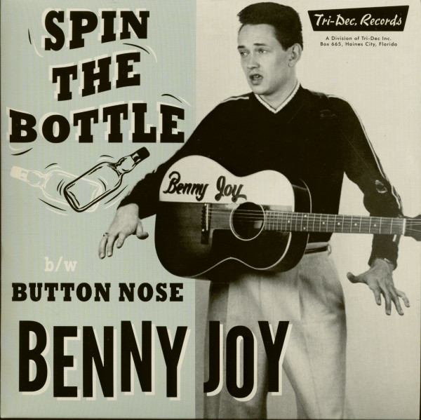 Spin The Bottle - Button Nose (7inch, 45rpm)