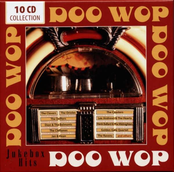 Doo Wop - Jukebox Hits (10-CD)