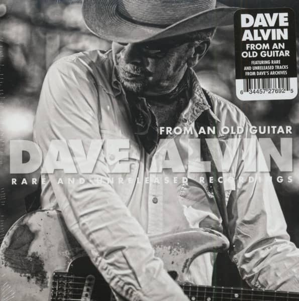 From An Old Guitar: Rare And Unreleased Recordings (CD)
