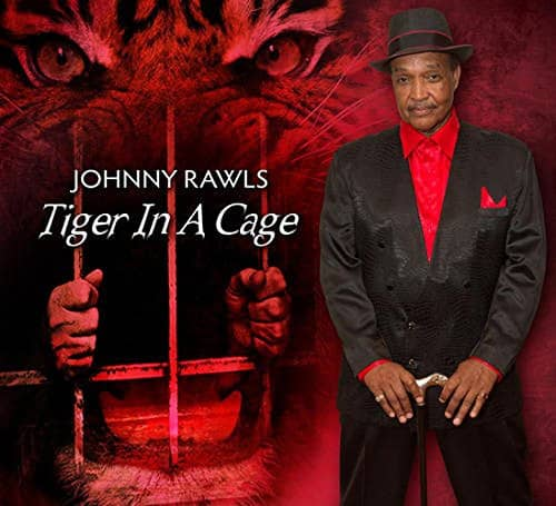 Tiger In A Cage (CD)