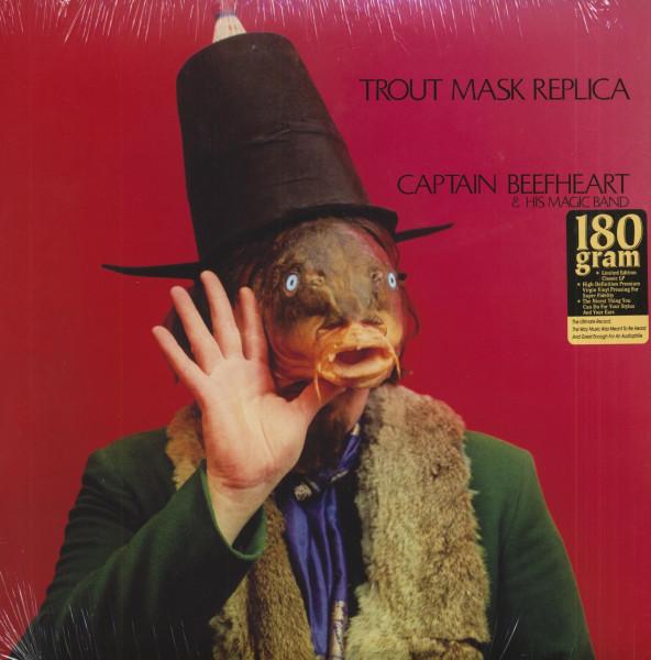 Trout Mask Replica (2-LP, 180g Vinyl)