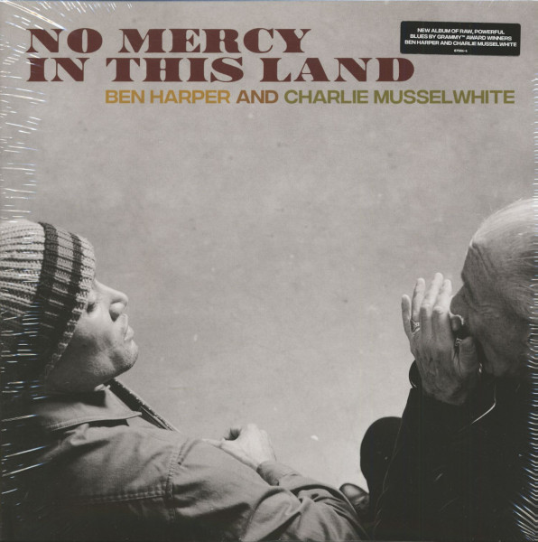Ben Harper And Charlie Musslewhite - No Mercy In This Land (LP)