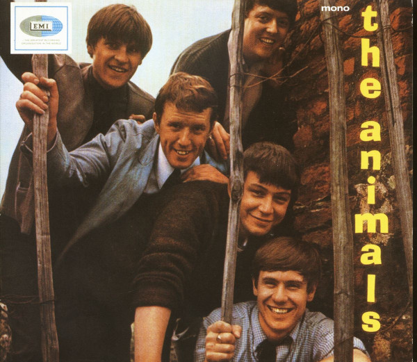 The Animals (CD)