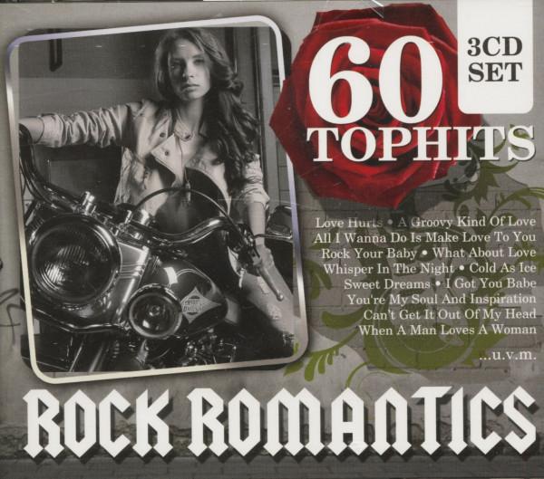 60 Top Hits - Rock Romantics (3-CD)