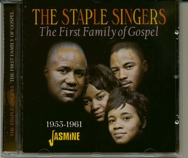 First Family Of Gospel (CD)