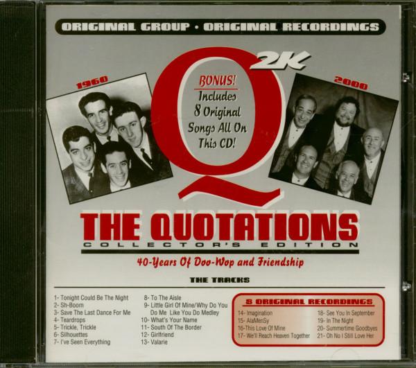 40 Years Of Doo Wop And Friendship (CD)