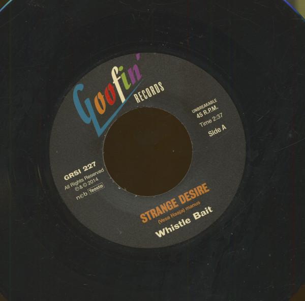 Strange Desire - You Don't Care (7inch, 45rpm)