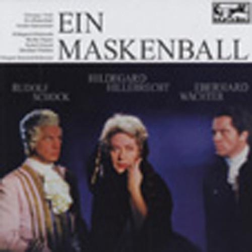 Ein Maskenball 1965 (Hildegard Hillebrecht)