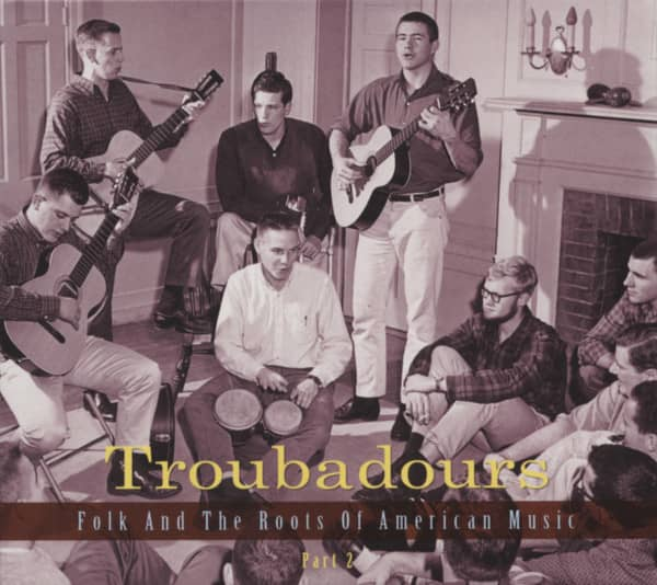 Teil 2, Folk und die Wurzeln amerikanischer Musik (3-CD)