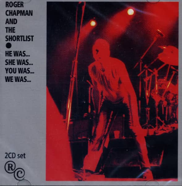 He Was, She Was, You Was, We Was (2-CD)