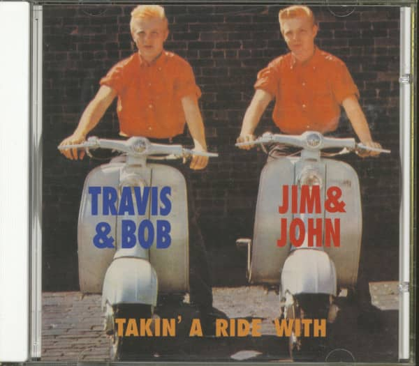 Takin' A Ride With (CD)