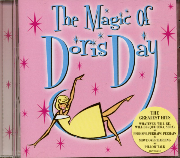 The Magic Of Doris Day (CD)