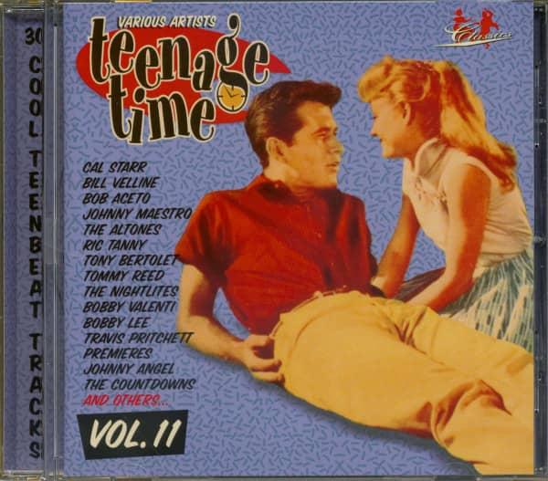 Teenage Time Vol.11 (CD)