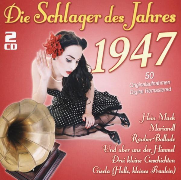 1947 - Die Schlager des Jahres (2-CD)
