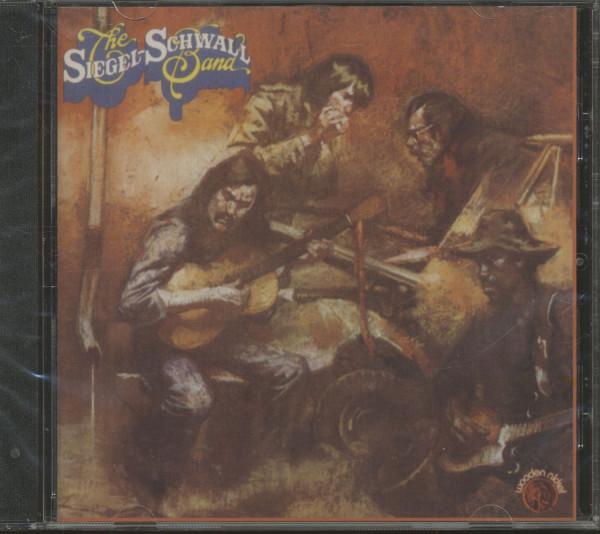 The Siegel-Schwall Band (CD)