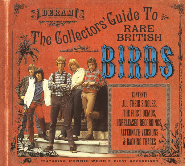 The Collectors Guide To Rare British Birds (CD)