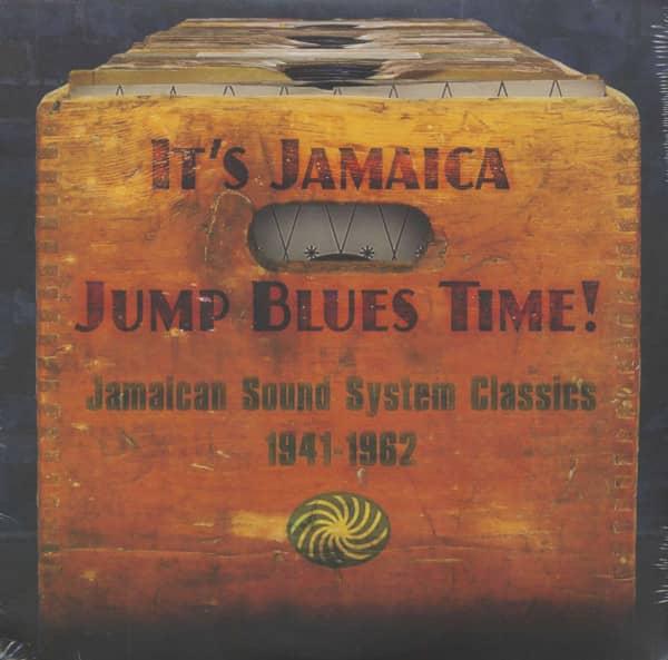 It's Jamaica Jump Blues Time (2-LP)