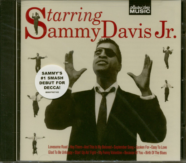 Starring Sammy Davis Jr. (CD)