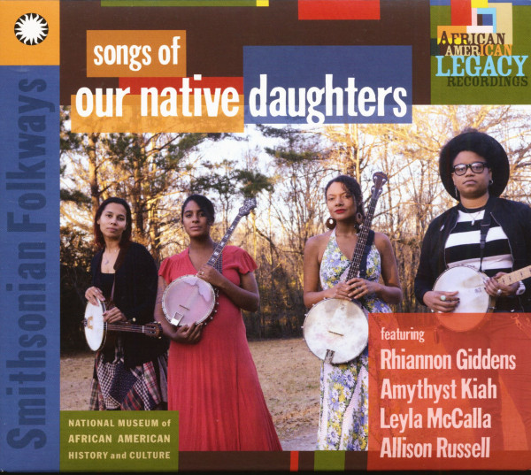Songs Of Our Native Daughters (CD)