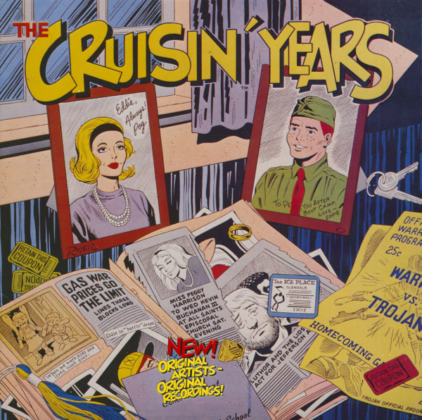 The Cruisin' Years (LP)