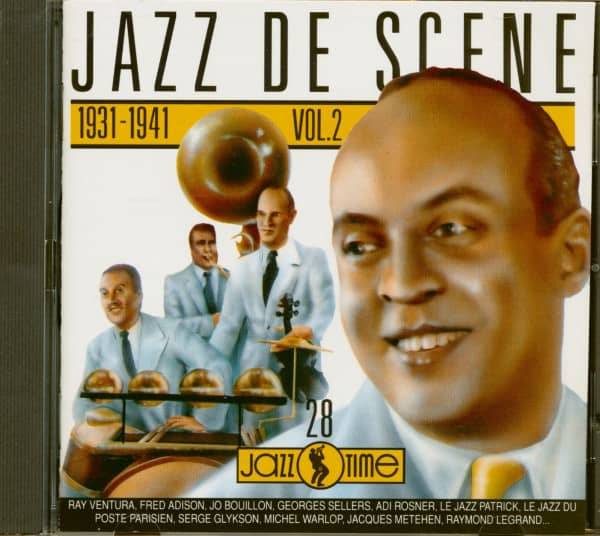 Jazz De Scene Vol.2 (CD)