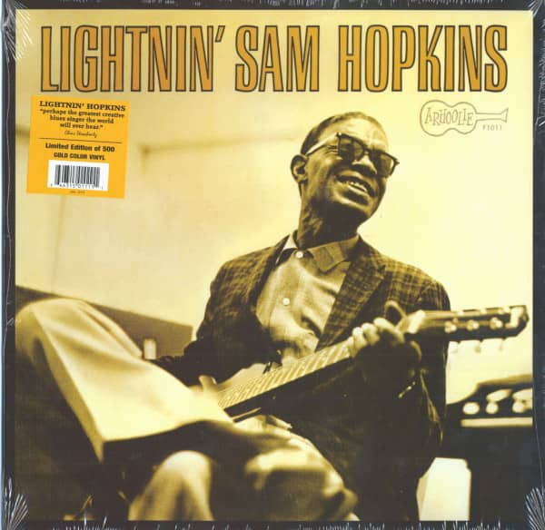 Lightnin' Sam Hopkins (LP, Ltd).)