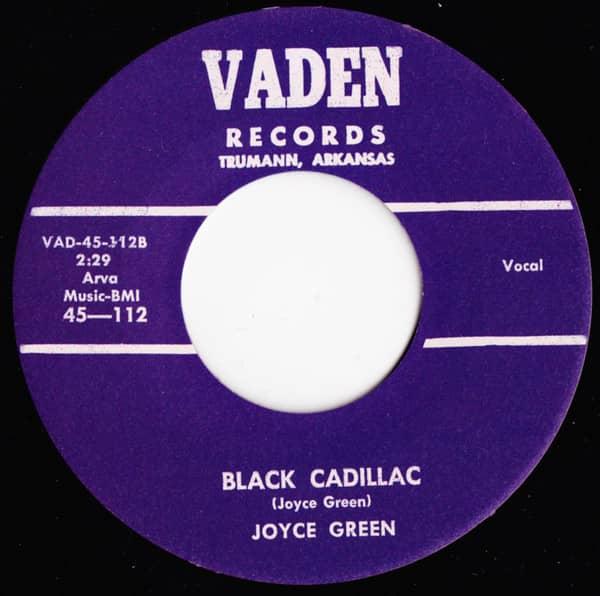 Black Cadillac - Tomorrow (7inch, 45rpm)