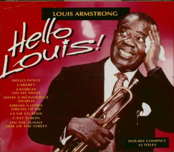 Hello Louis (2-CD)