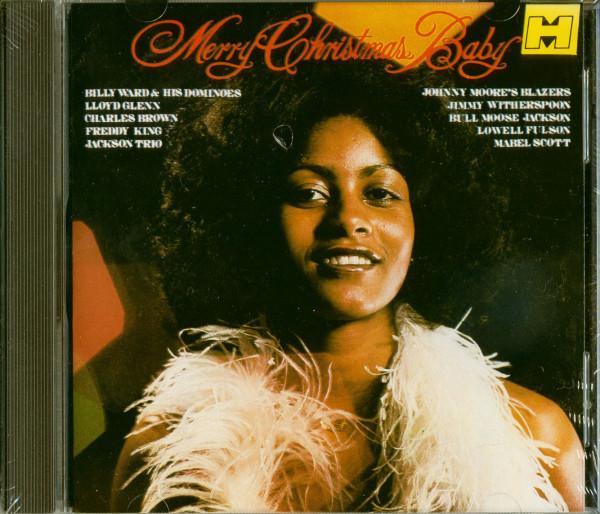 Merry Christmas Baby (CD)