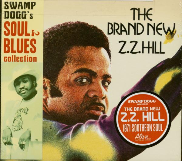 The Brand New Z.Z. Hill (CD)