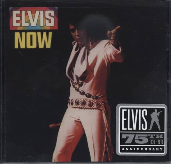 Elvis Now (1972)
