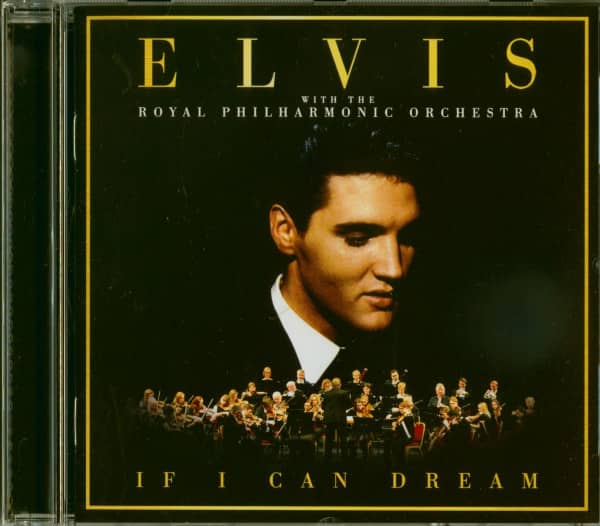 If I Can Dream - With The Royal Philharmonic Orchestra