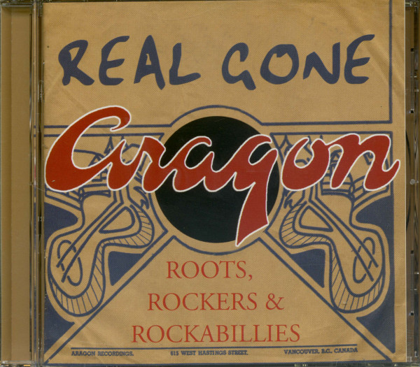 Real Gone Aragon - Roots Rockers & Rockabilly