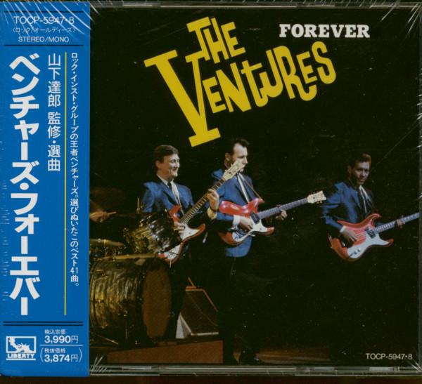Forever (2-CD Japan)
