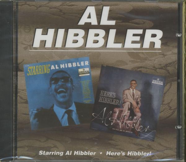 Starring - Here's Hibbler (CD)