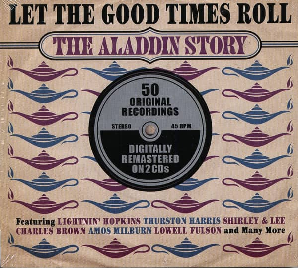 Let The Good Times Roll - The Aladdin Story (2-CD)