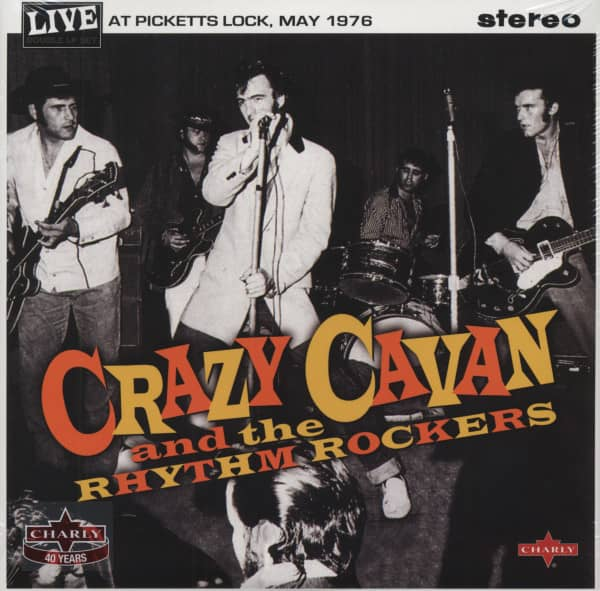 Live At Picketts Lock, May 1976 (2-LP, 10inch, Ltd.)