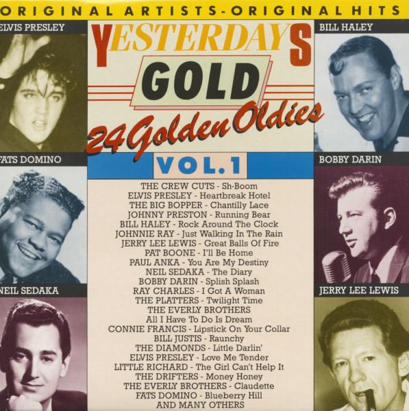 24 Golden Oldies Vol.1 (LP)