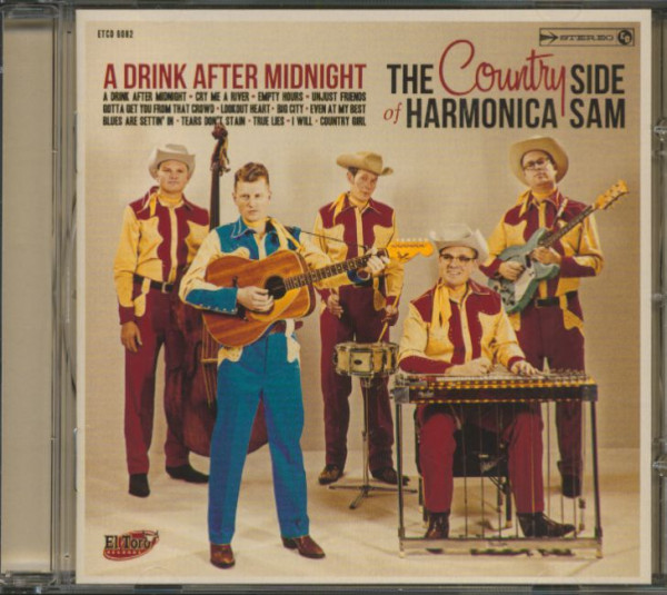 The Country Side Of Harmonica Sam - A Drink After Midnight (CD)