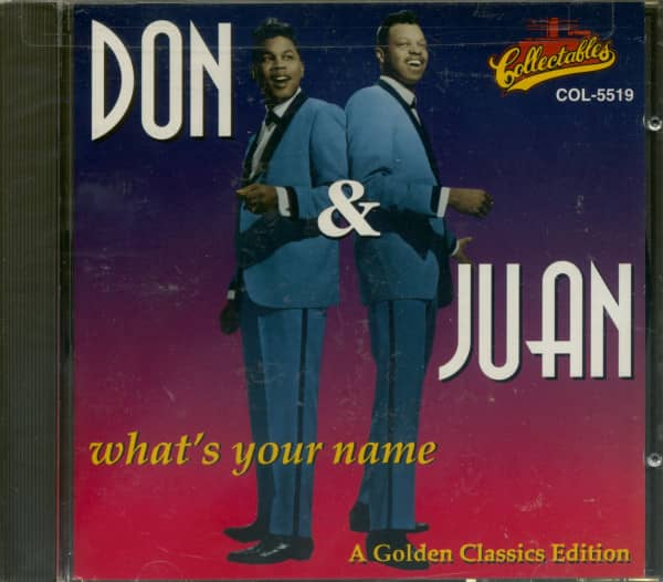 What's Your Name (CD)