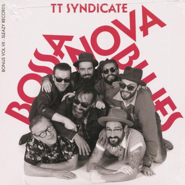 Bossa Nova Blues - Congo Dandy From Cape Town (7inch, 45rpm, PS, Ltd.)