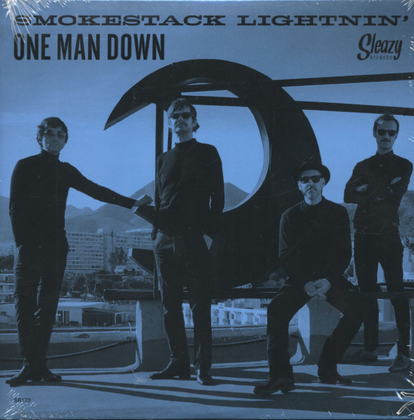 One Man Down - Tennessee Stud (7inch, 45rpm, PS)