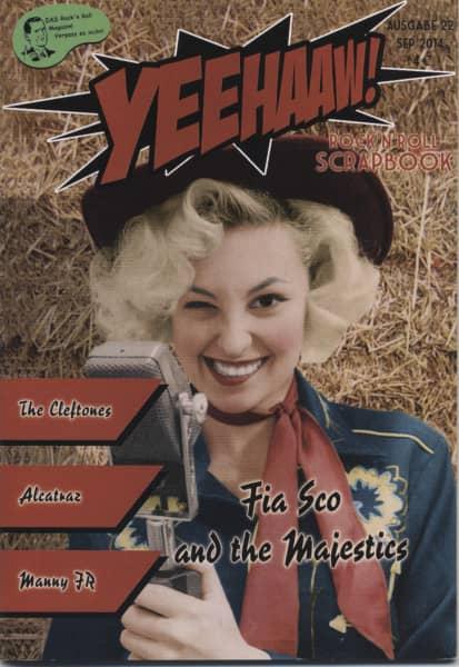 Rock & Roll Magazine # 22 (September 2014)