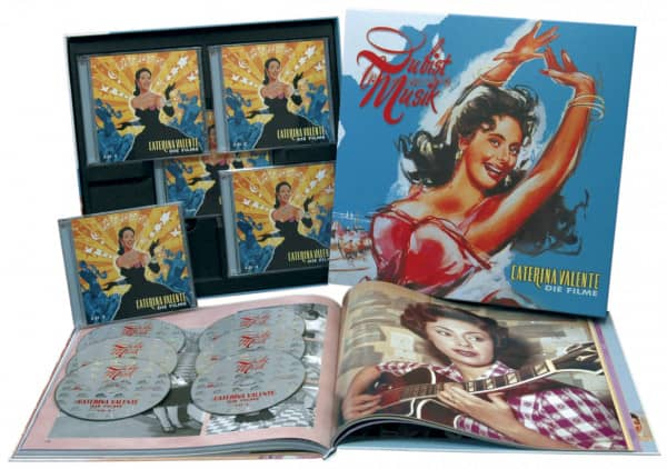Du bist Musik - Die Filme (6-CD)