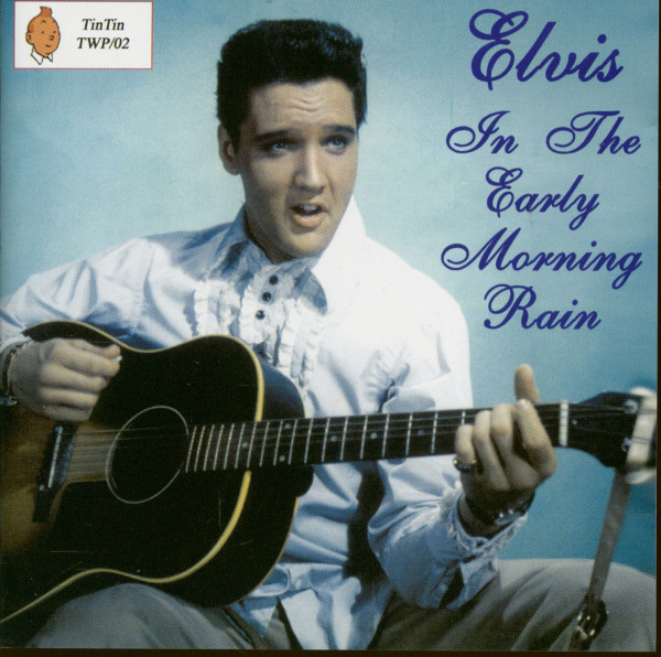In The Early Morning Rain (CD)