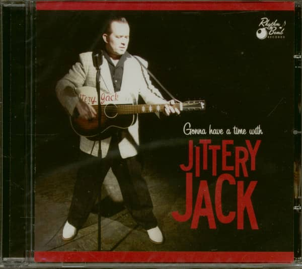 Gonna Have A Time With Jittery Jack (CD)